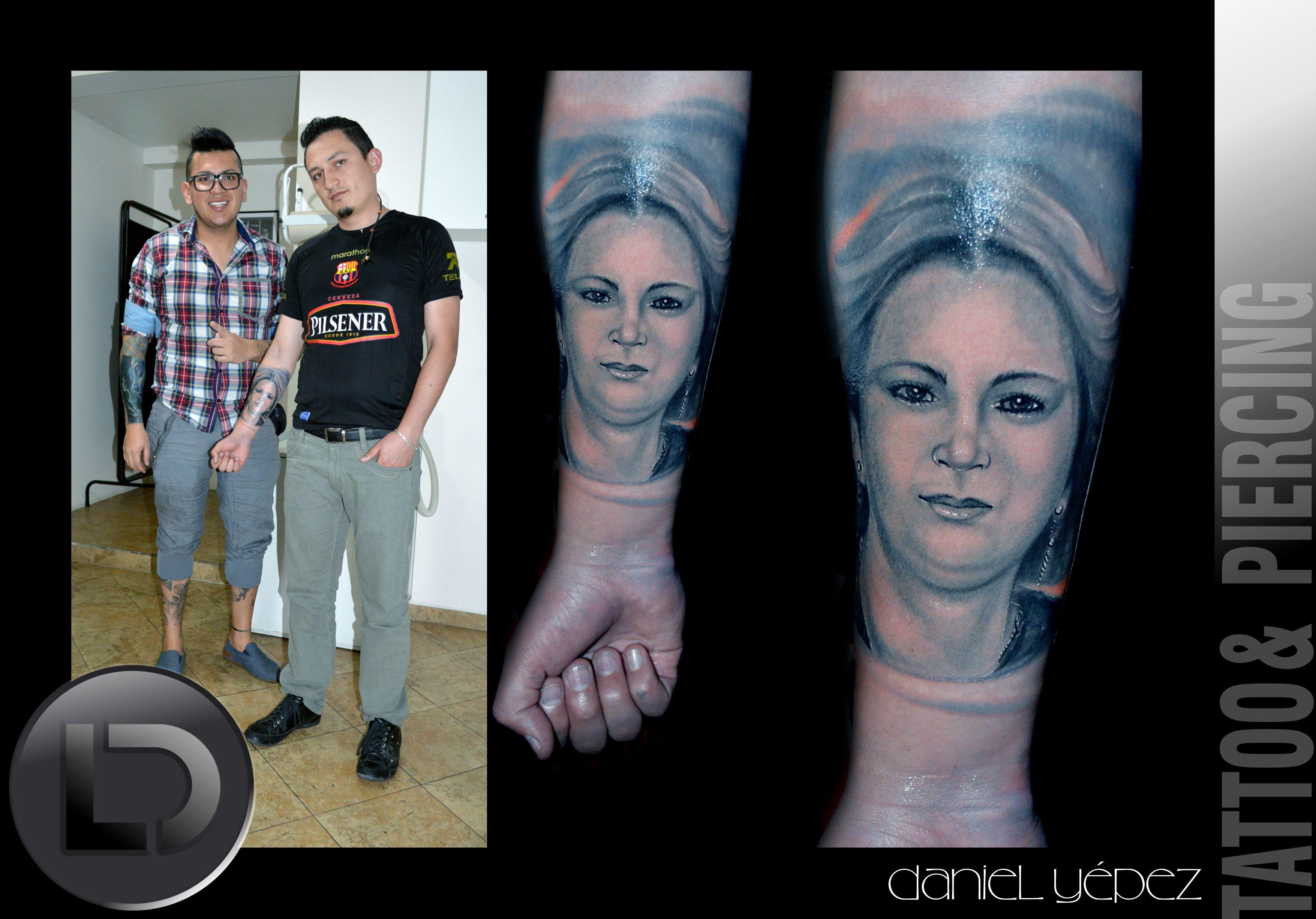 Portrait tattoo color   Artista Daniel Yepez  Estamos ubicados en Quito- Ecuador Carrión Oe-123 y 10 de agosto cerca de almacenes la Ganga local de fachada negra  Whatsapp 0989812096(Claro) mail: tattookdt@hotmail.com Te esperamos Lunes a Sábado de 10:00 a 8:00pm