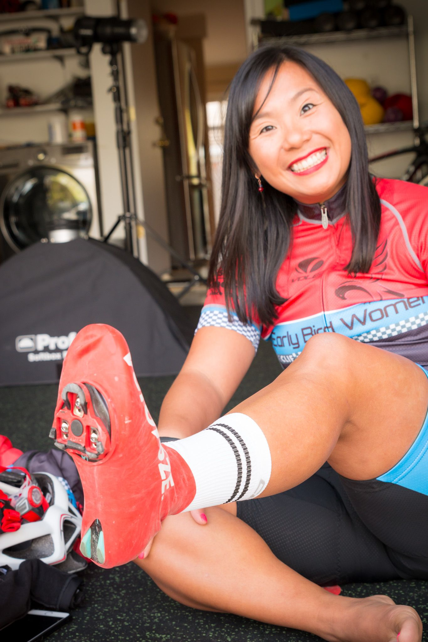 veloToze cycling shoe covers Cycling