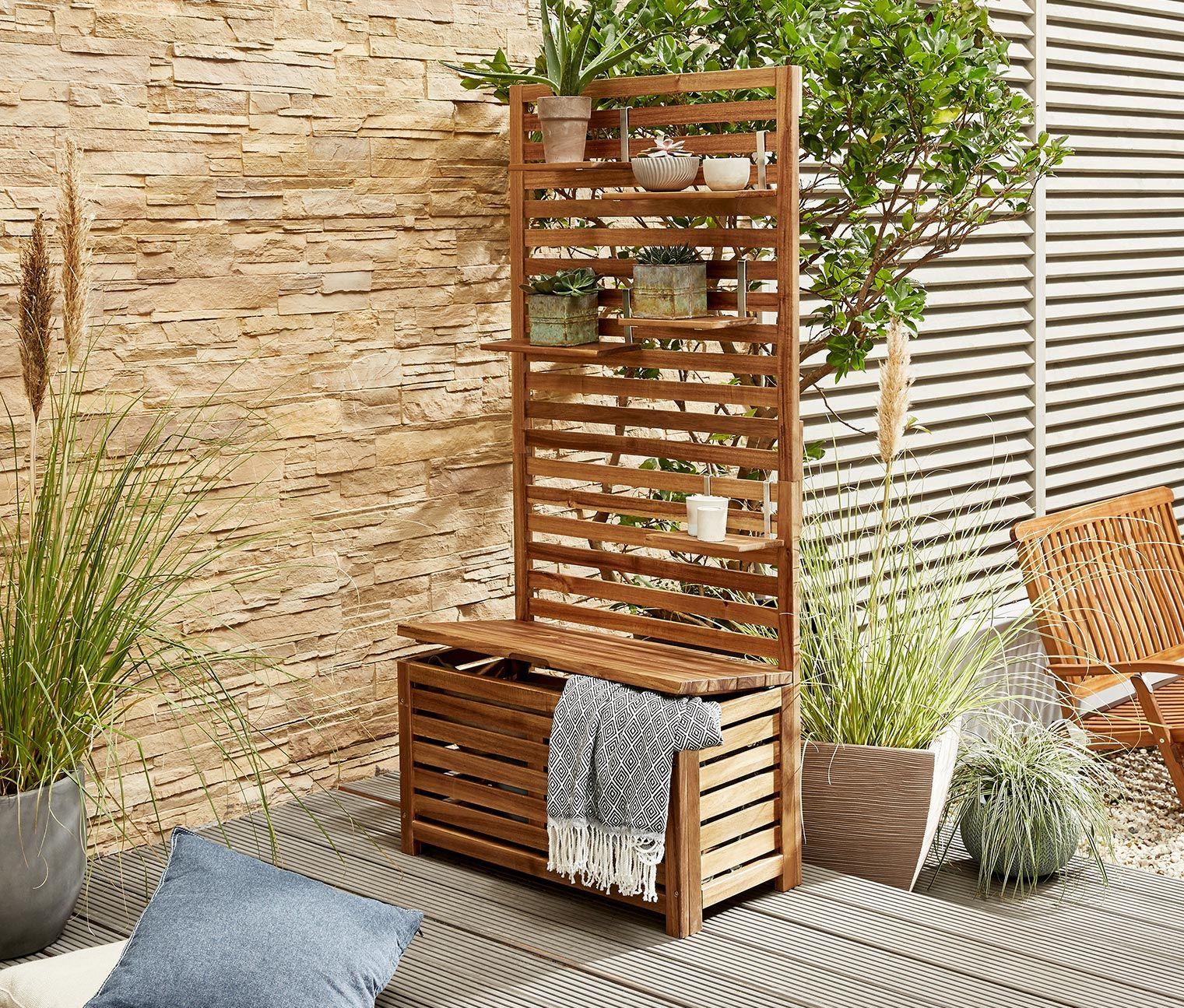 Balkon Sichtschutzbank Balkon Holz Balkon Und Balkon Bank