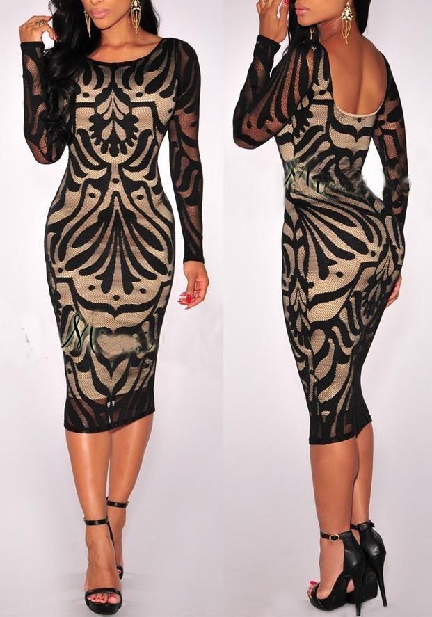 Bodycon dress black lace accent under arm target miss selfridge