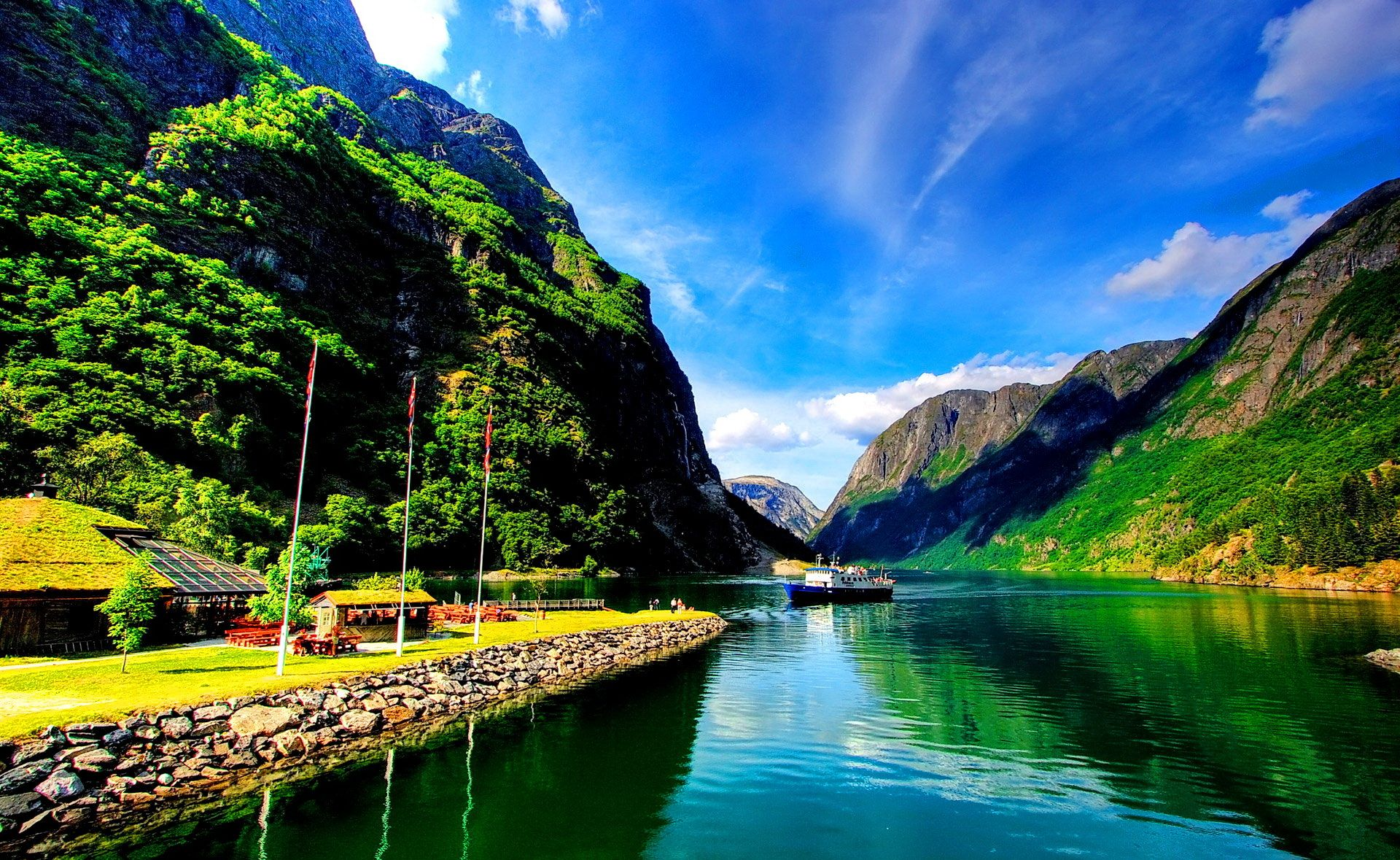 the nature of norway desktop background 340079