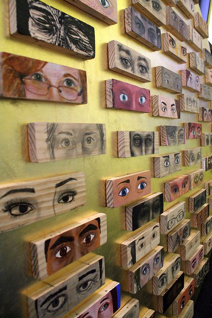 the eye project (side)