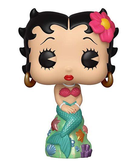 POP! Animation Mermaid Betty Boop Vinyl Figure