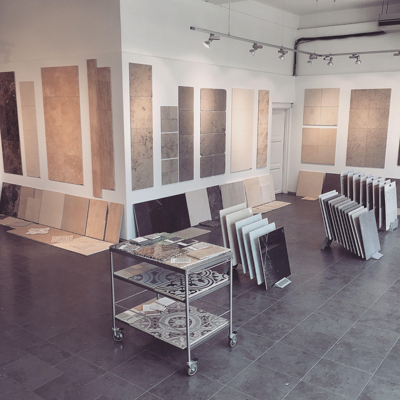 Natural Stone Kitchen Floor Fliser Inspirasjon Naturstein Kalkstein Gulv Gang