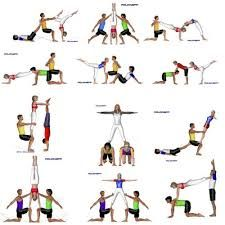 related image  acrobatische gymnastiek partneryoga