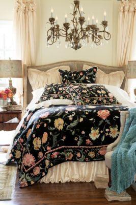 Nice Belgique Tapestry Coverlet