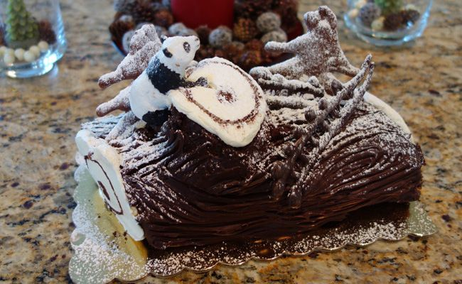 рождественский торт - Поиск в Google