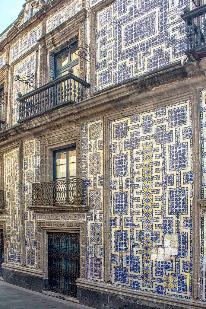 Casa De Los Azulejos Mexico House Of Tiles Mexico Df