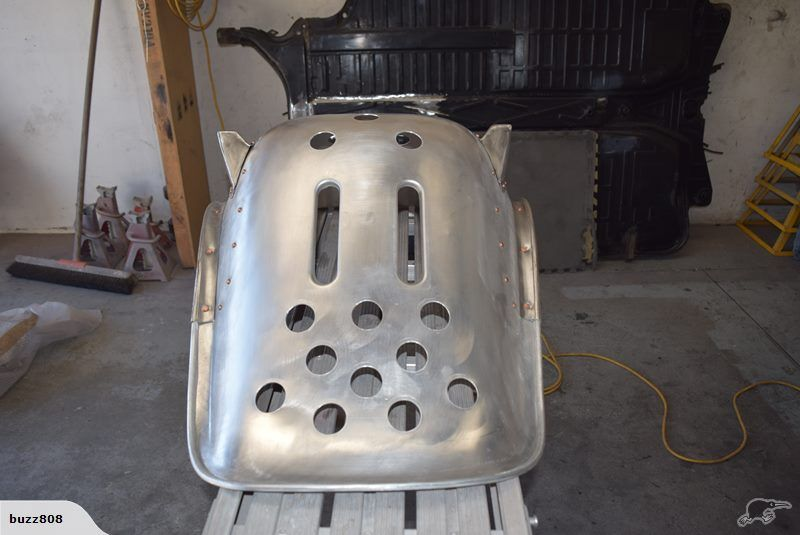2x replica 356 speedster seat in alloy with steel reinforcement ,excellent copy out of Europe, these fetch big money over there http://www.karmannkonnection.com...