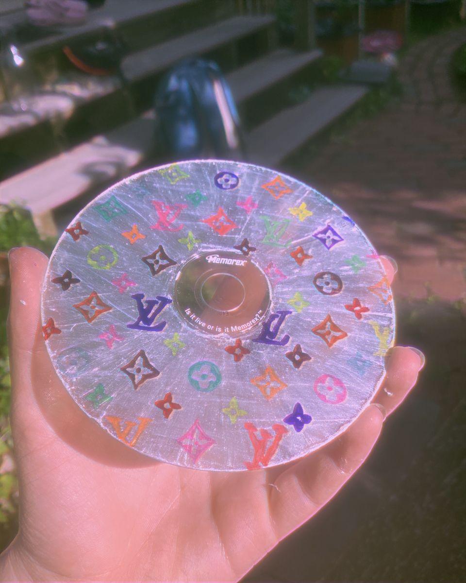 louis vuitton cd