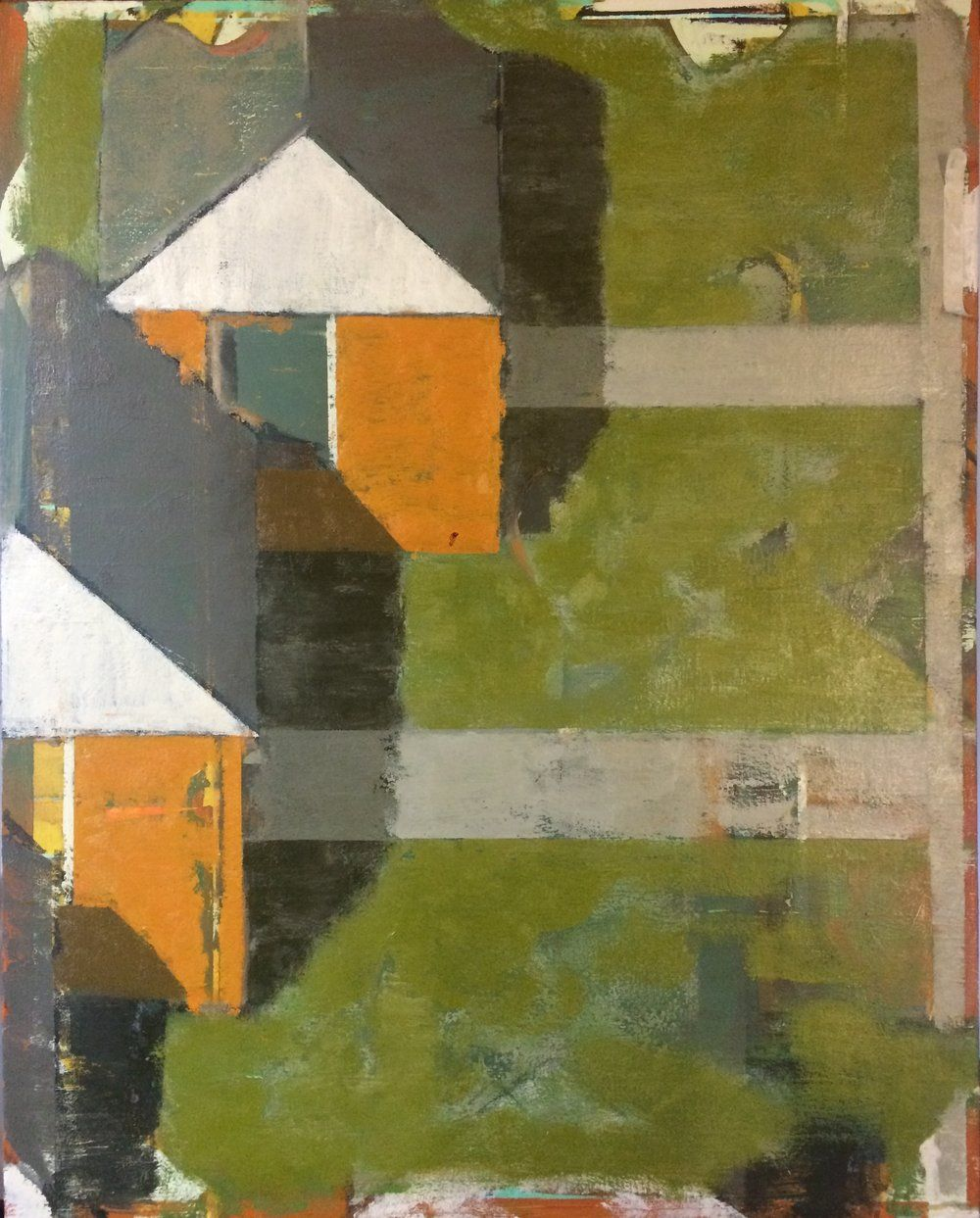 moved again Andy Karnes Artist, Painting, Gallery