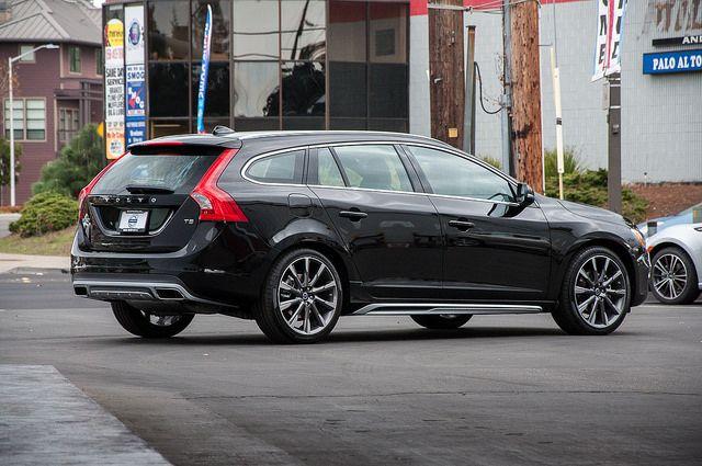 Volvo V60 Black >> 2015 Volvo V60 In Ember Black Over Beechwood Leather All About