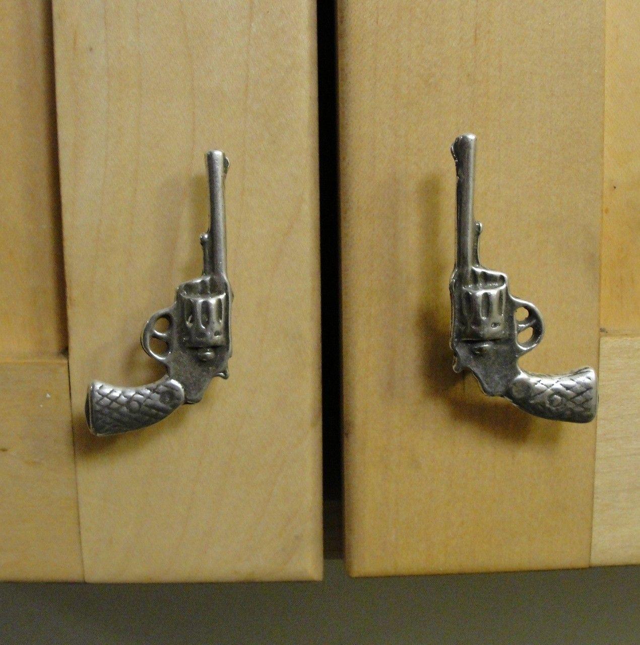 Special lisitng for Diane gun knob pistol cabinet pull hardware Blue ...