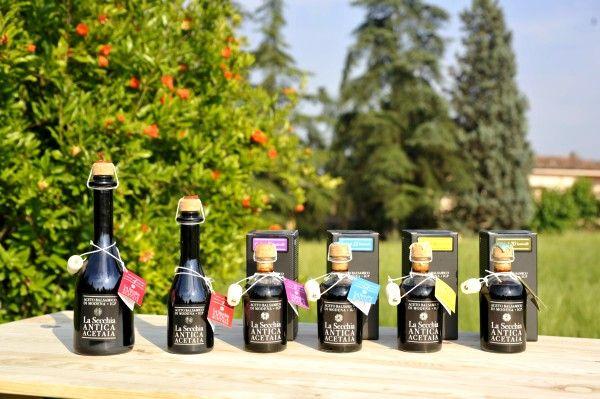 All our Cuvée.... Balsamic vinegar of Modena PGI