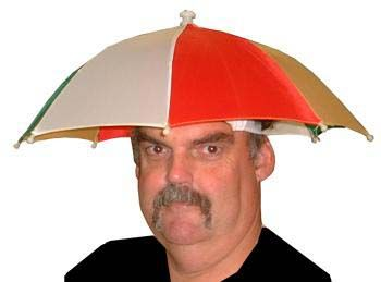 Protect Your Mustache Silly Pictures Umbrella Funny Photos