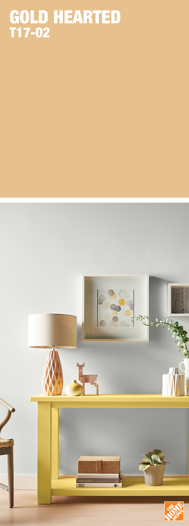 A soft, dusted yellow that adds a modern touch to any room. Learn ...