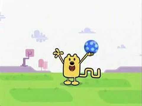 Wow Wow Wubbzy Promo - Season 1 - YouTube | Wubbzy | Pinterest ...