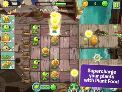 Plants Vs Zombies 2 Game For Ipad Released Details Download