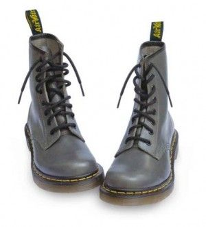 Doc Martens, I have a brown leather pair :)