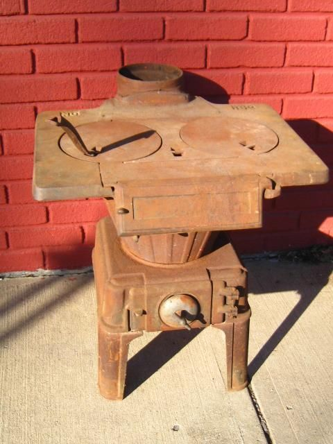 Very Old Coal Stoves Stove Works 162 Small Cast Iron