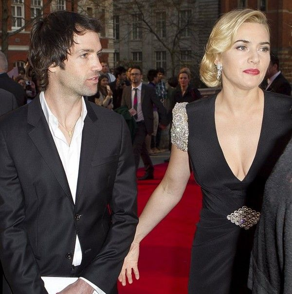 Holly Wood News Kate Winslet Marries With Ned Rocknroll In Secret Ceremony In New York Kate Winslet Married Kate Winslet Celebrity Trends
