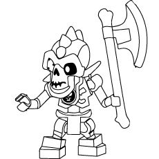 Ninjago skeleton coloring pages ~ Top 40 Free Printable Ninjago Coloring Pages Online ...