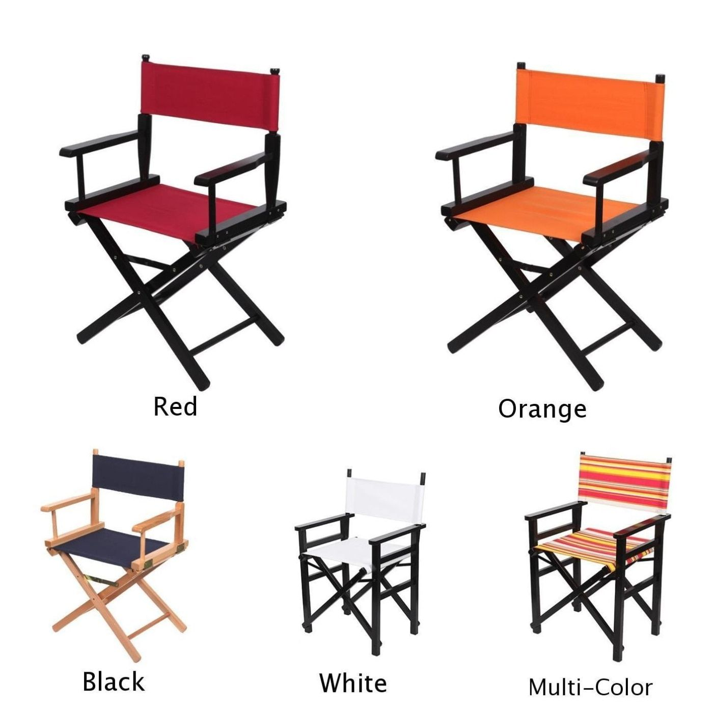 Yard Camping Heavy Duty Directors Chair Cover Casual Protector Replacement Canvas Outdoor Home Cloth She Outdoor Furniture Chairs Outdoor Furniture Chair Cover