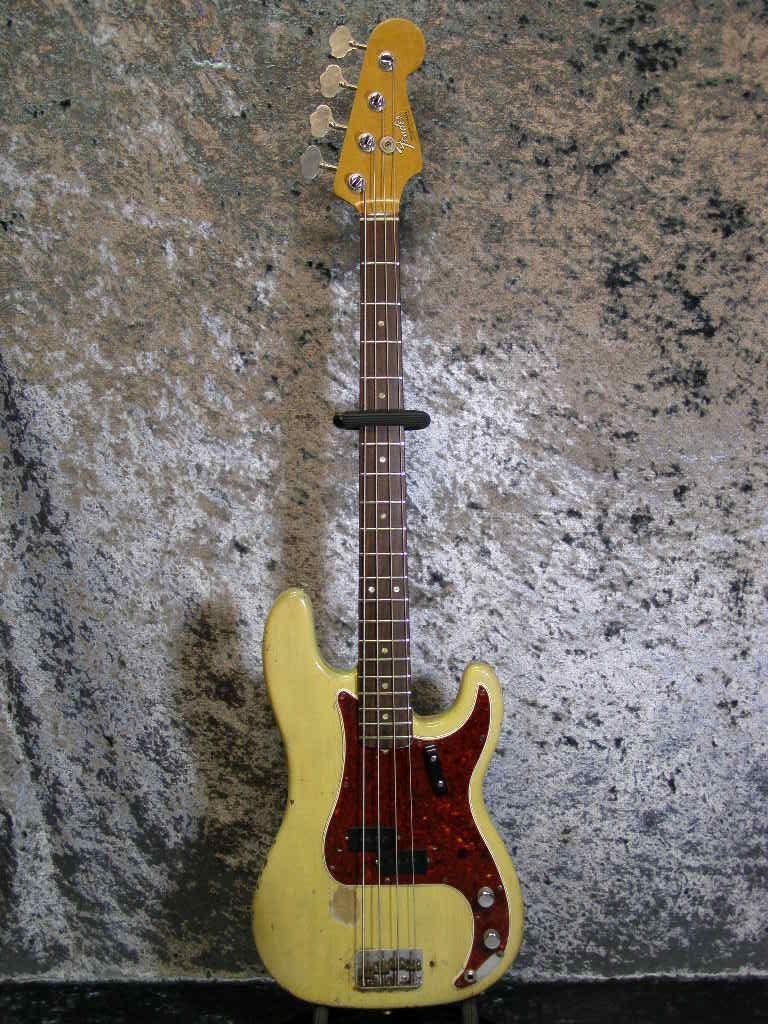 Fender USA Precision Bass '66 BLD/R