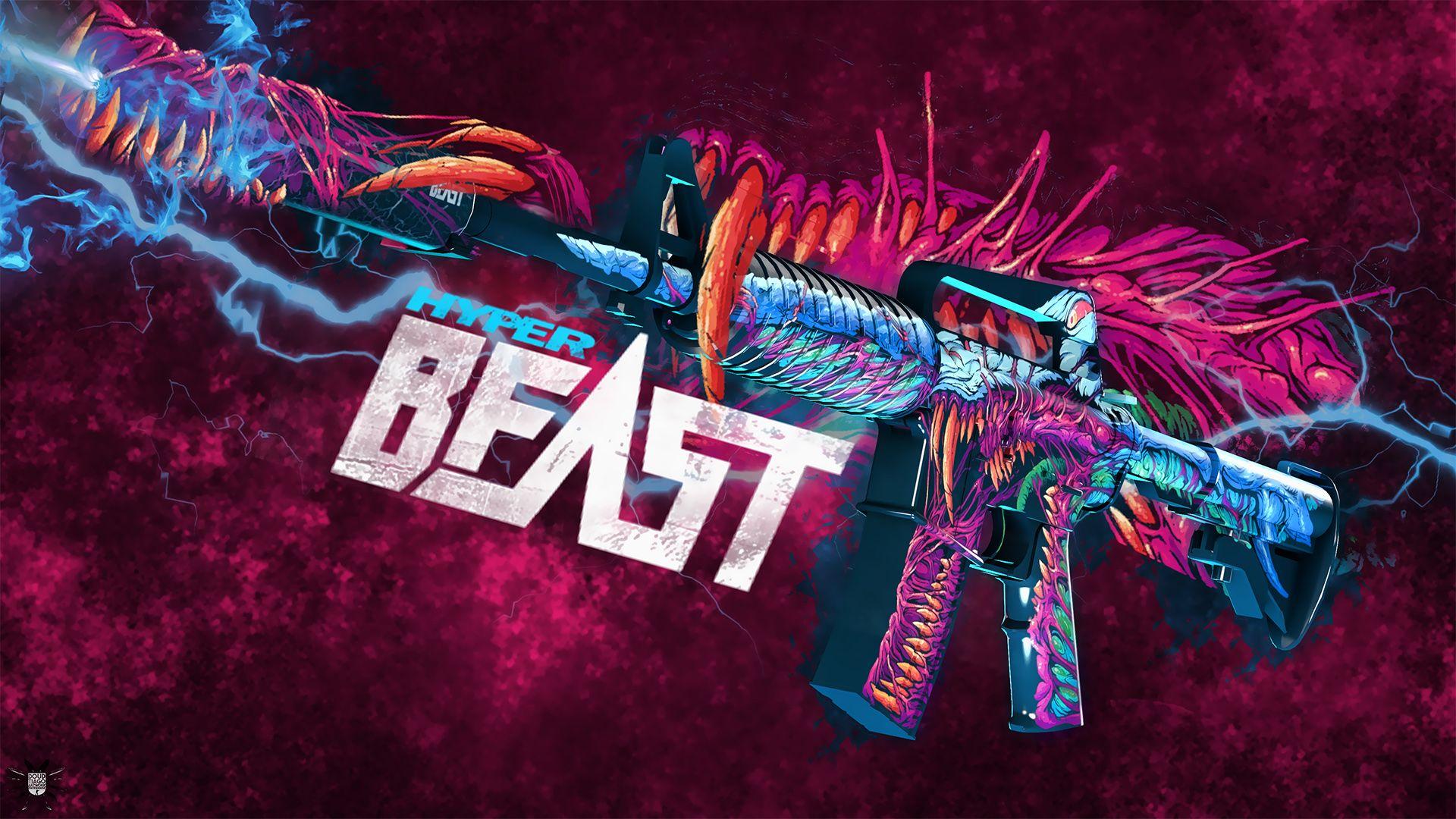 Wallpapers hyper beast, 3d, art, graphics, beast, monster ...