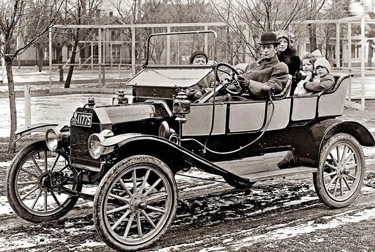 Google+ Antique cars, History, Antiques