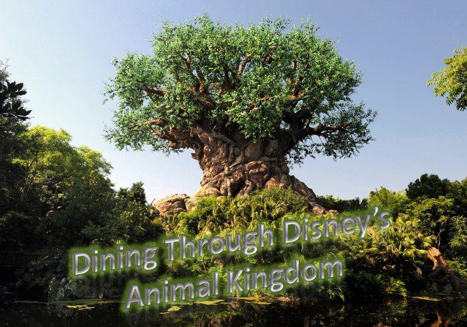Dining Through Disney's Animal Kingdom Theme Park