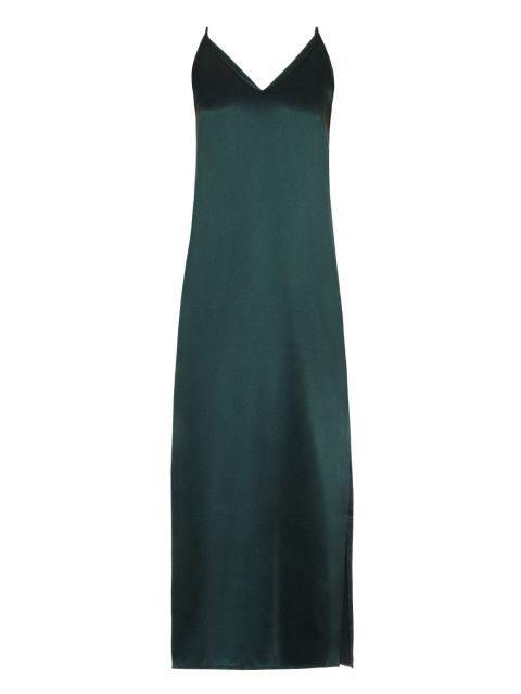 Equipment Racquel Slip Dress, $399; equipmentfr.com
