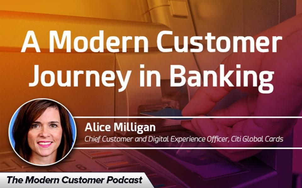 A modern customer journey in banking banking journey