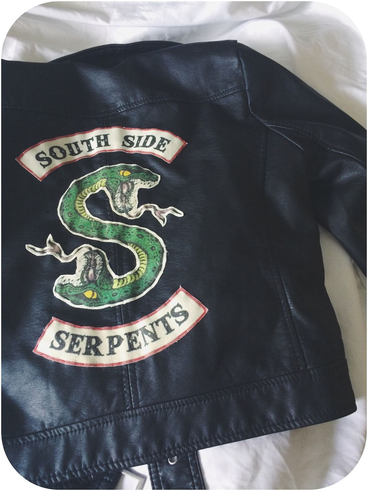 customers first 2019 hot sale exceptional range of styles Details about New Riverdale Southside Serpents Jughead Jones ...