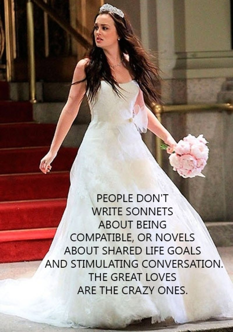 very memorable quotes from blair waldorf truth be known