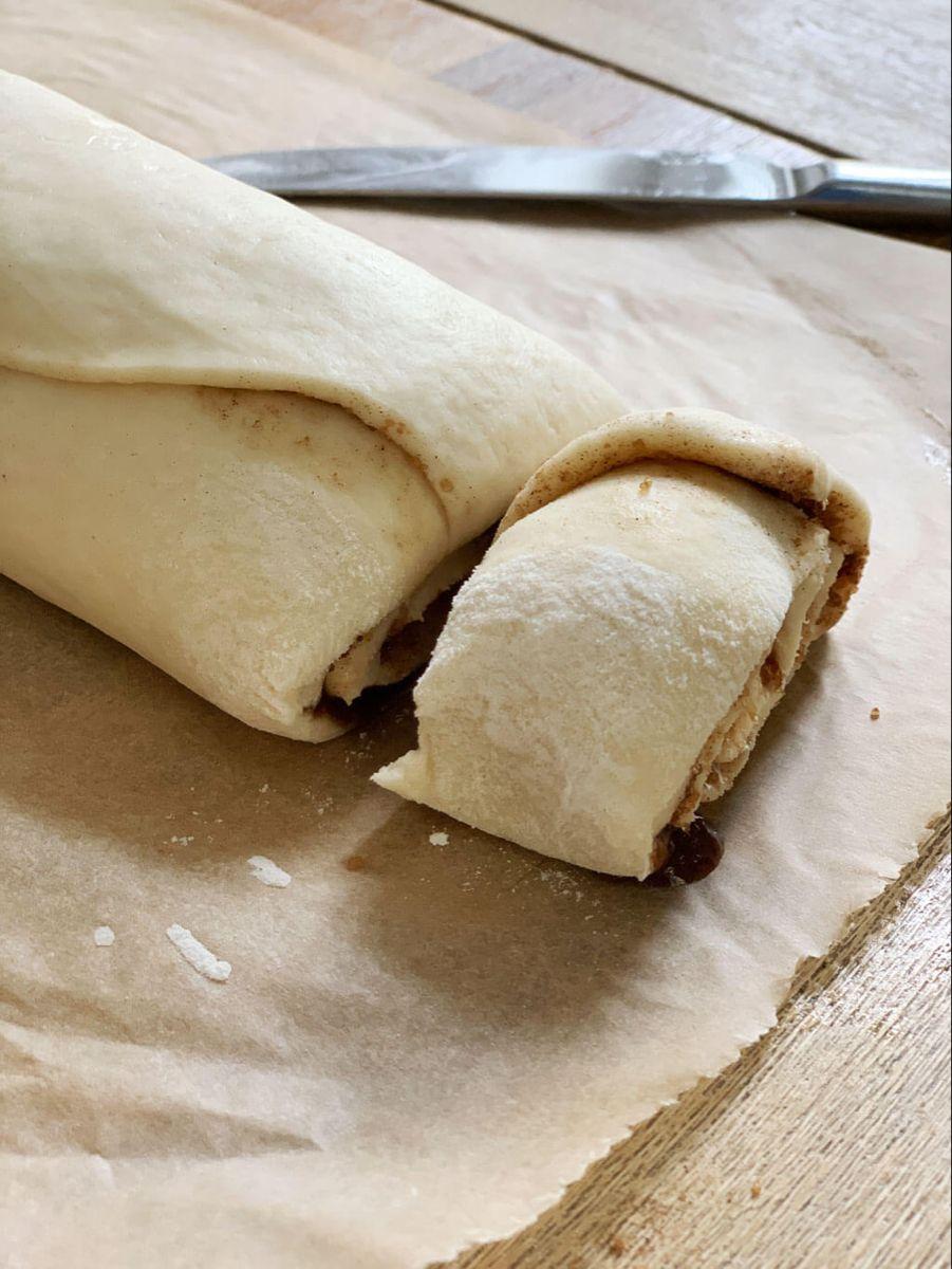 Zimtschnecken - easy peasy zubereitet - Cappu Mum #hawaiianfoodrecipes