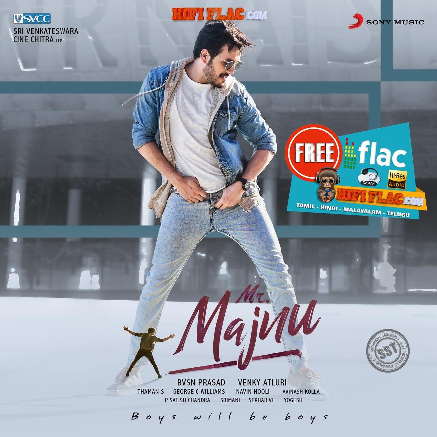 Mr Majnu 2019 Telugu Itunes M4a