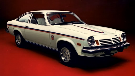 1976 Chevy Vega Bicentennial Edition Chevy Classic Cars Muscle