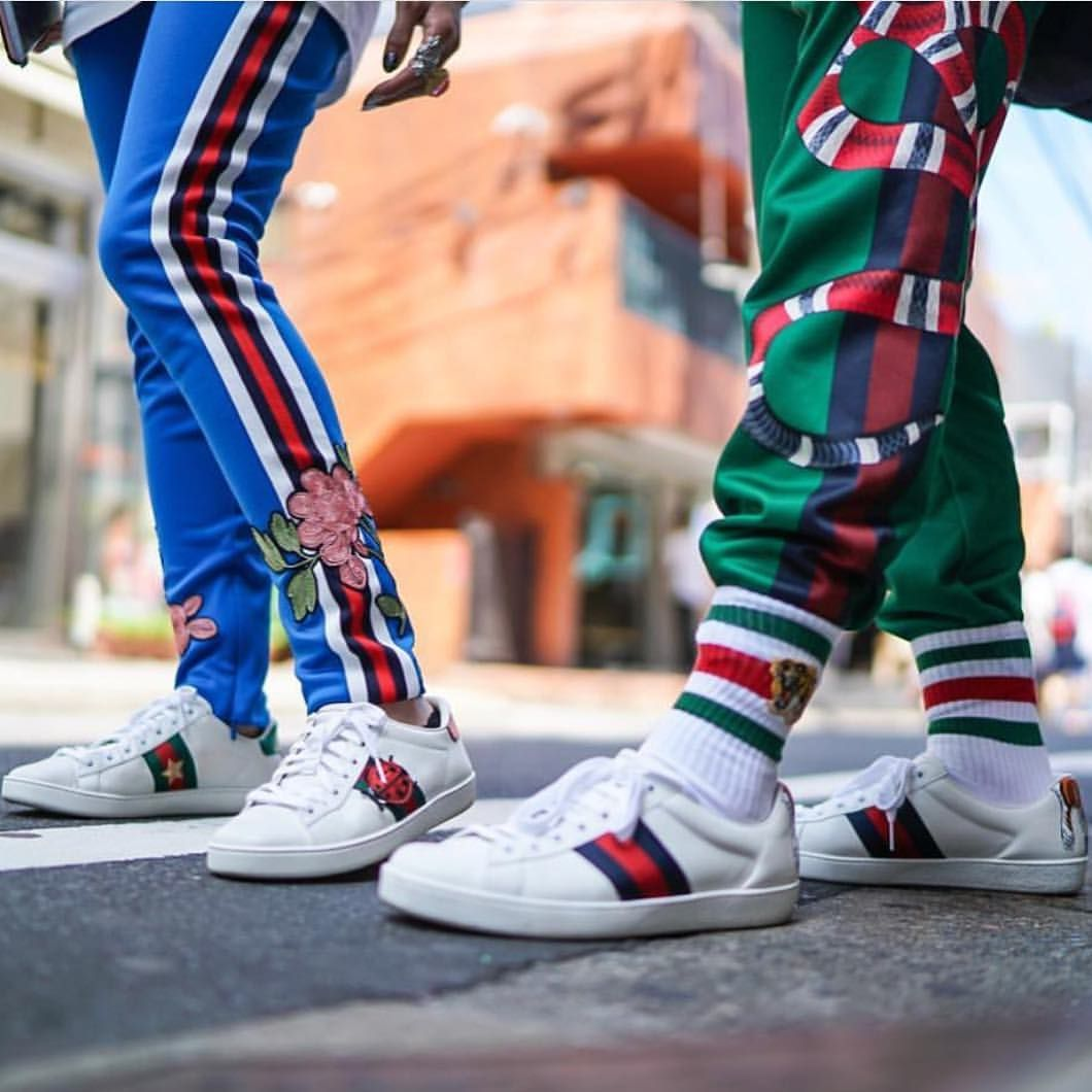 Gucci everywhere   Costumes chic pour homme   Gucci, Fashion et Sneakers c47f443d5d5