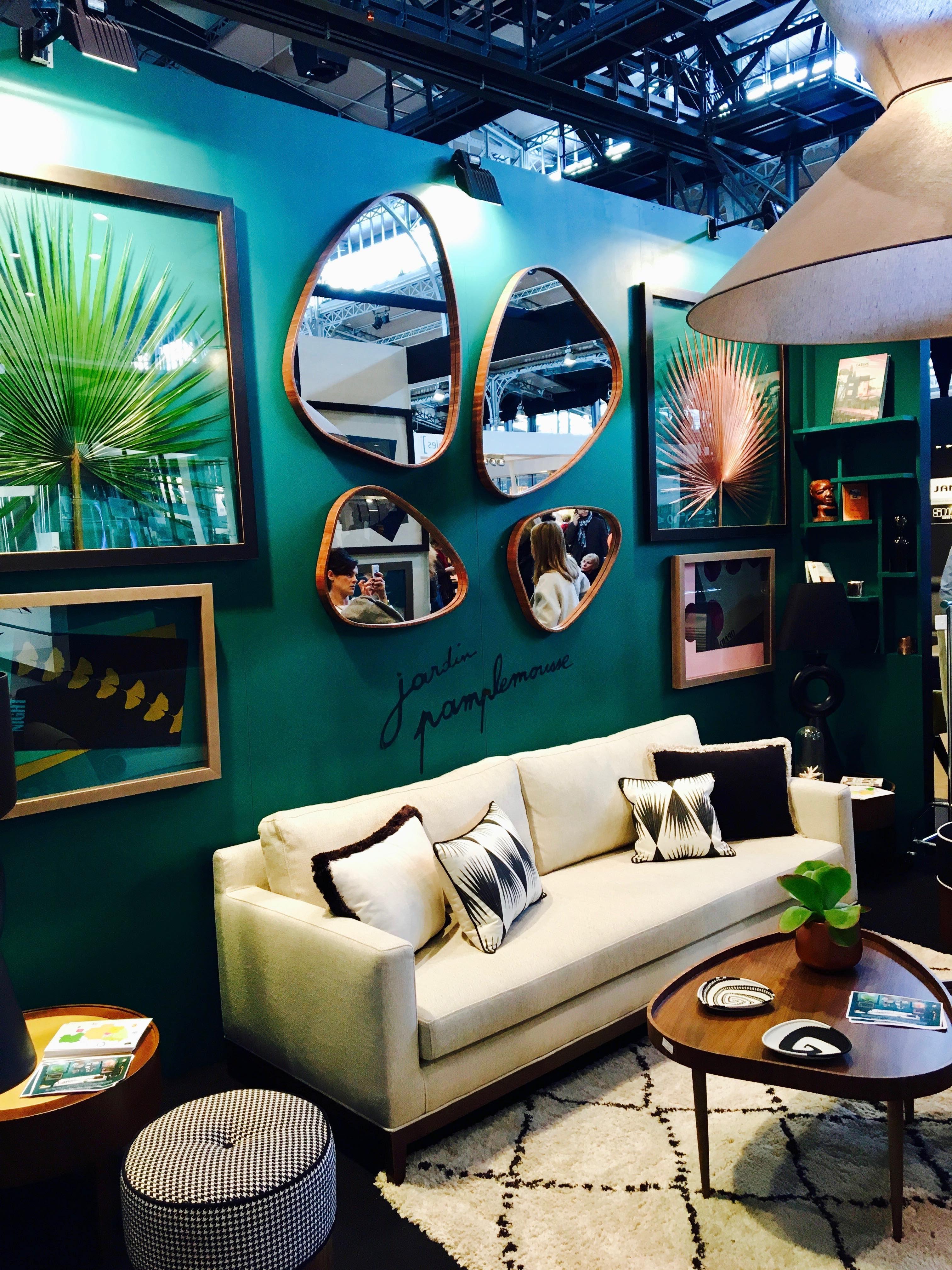 Jardin Pamplemousse décore le stand de l\'UFDI au Salon Art&Déco ...