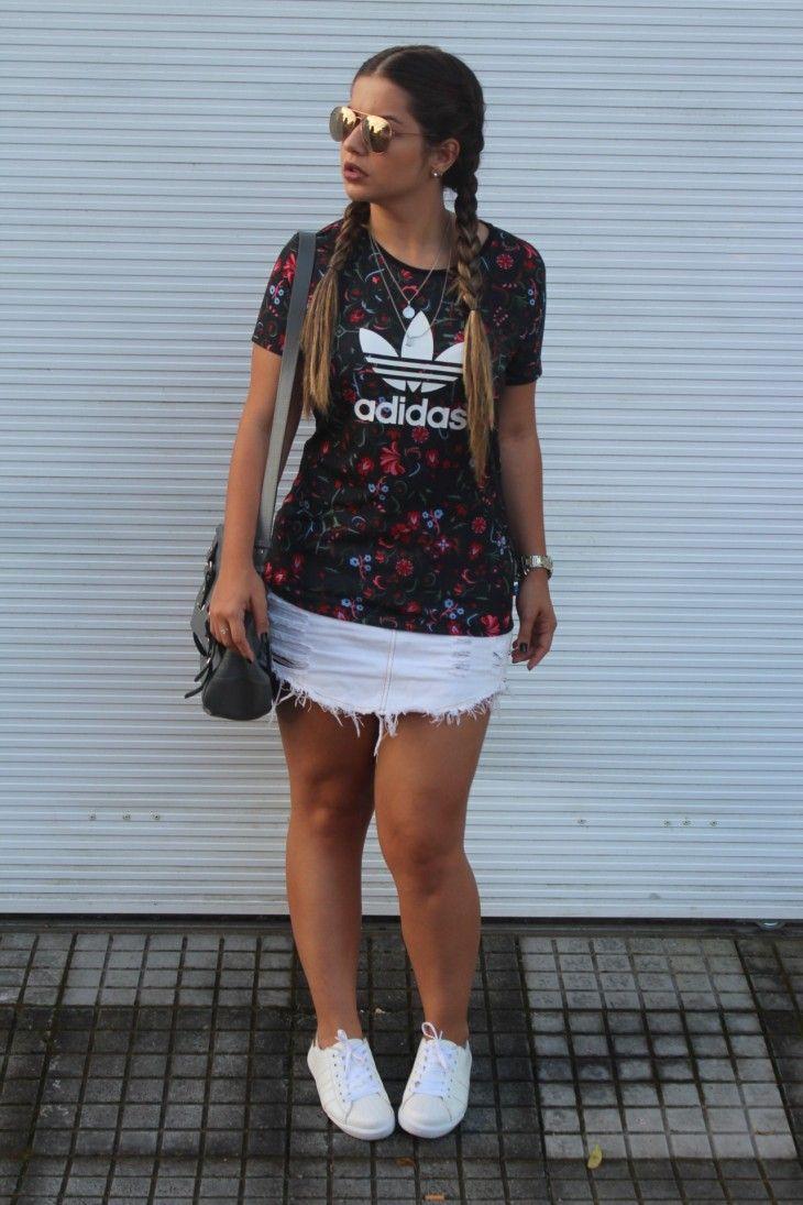 c0ea482e54e looks-com-camiseta-esportiva-adidas-tendencia