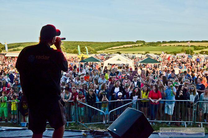 Staxtonbury Music Festival