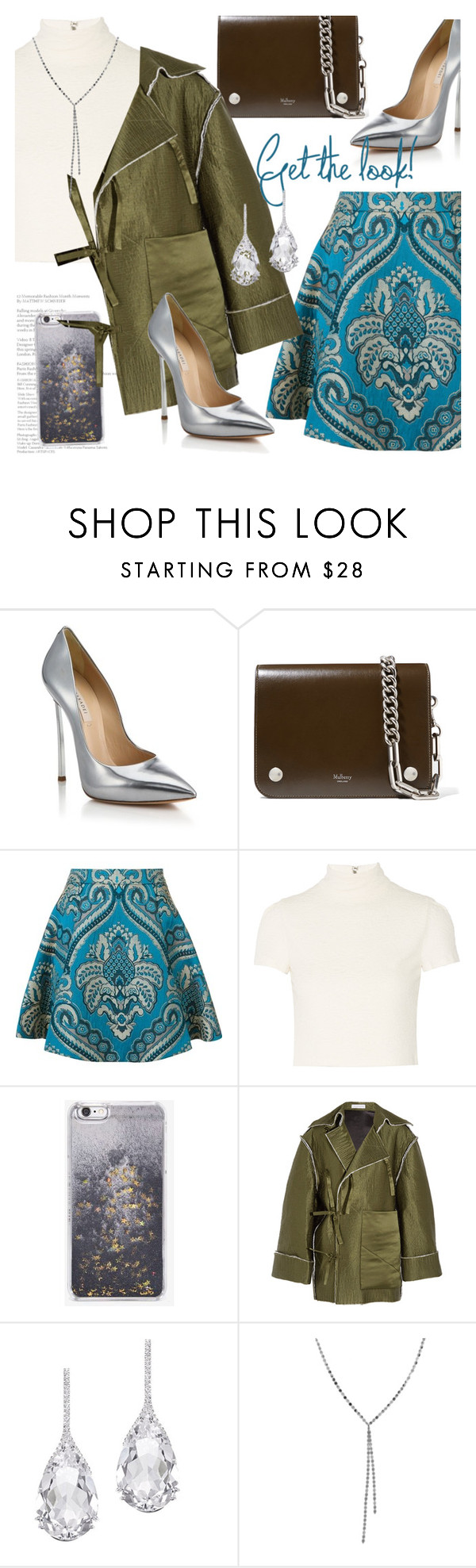 """""""BA123: The moment we make"""" by bugatti-veyron ❤ liked on Polyvore featuring Casadei, Alice + Olivia, Skinnydip, J.W. Anderson, Plukka and Lana"""