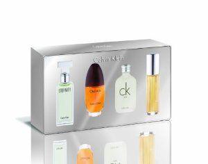 Calvin Klein Gift Set for Women (Eternity, Obession, Escape, One Eau De Parfum) by Calvin Klein. $39.49. Obession. Escape. CK one. Eternity. Calvin Klein collection of women's Fragrances.