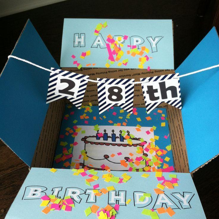 Birthday Deployment Care Package Bestfriend Birthday Gifts
