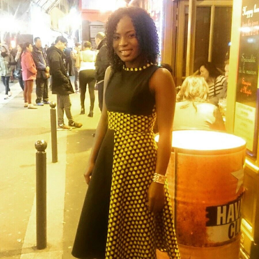 ParisÎledefrance african fashion by noufa pinterest african