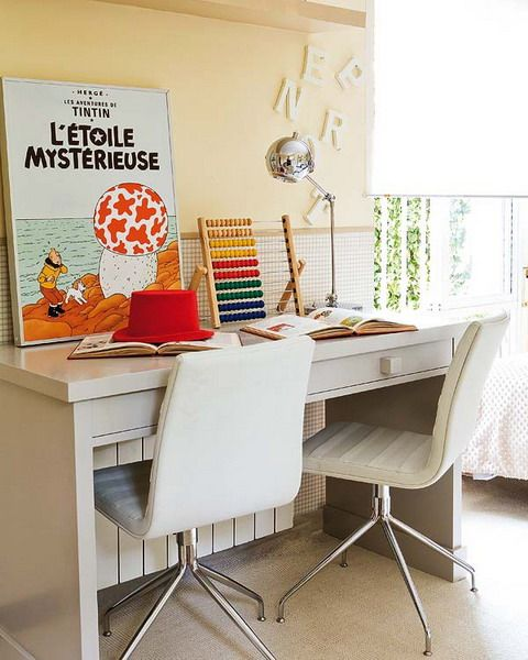 5 Creative Ideas for Kids Rooms - Cute Design for Two Girls ...