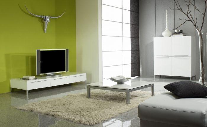 PAVO Würfelement/Kommode Hochglanz weiss Wohnzimmer Pinterest - hülsta möbel wohnzimmer