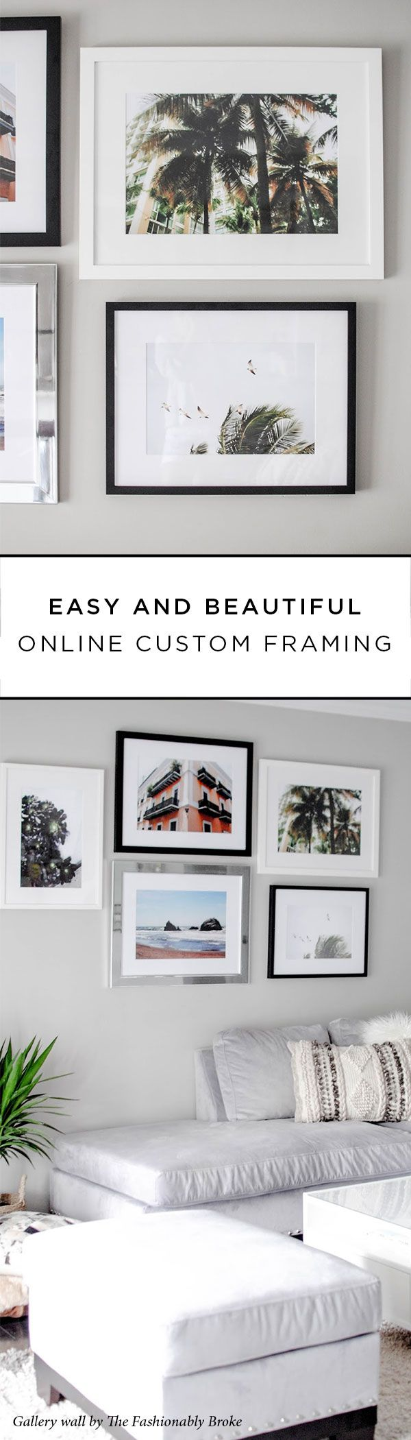 Framebridge makes it easy to update your home with the art and ...