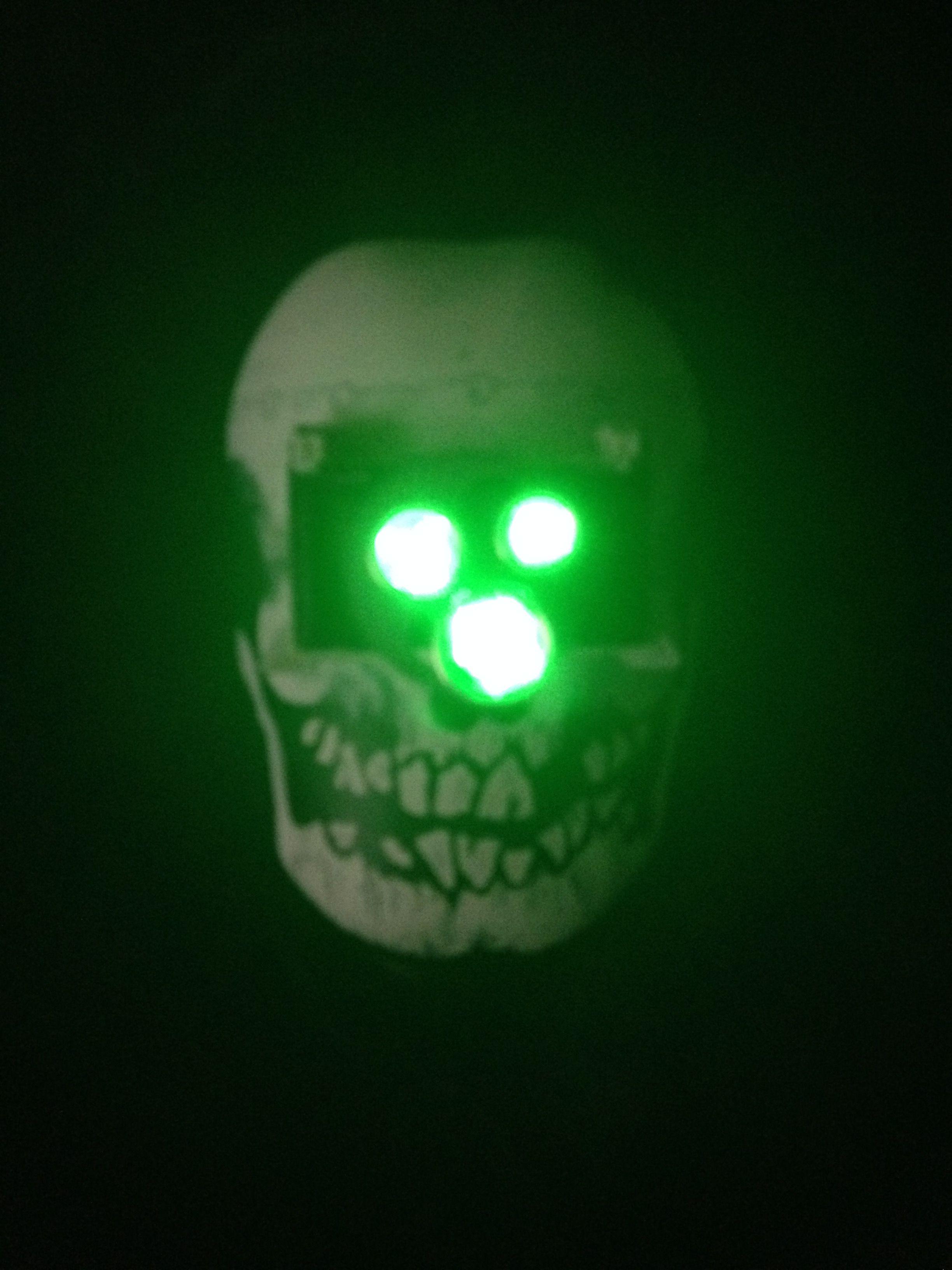 Wybie Mask Made For Javi S Halloween Costume 14